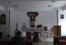 Dom Pomocy Społecznej w Ojcowie- Kaplica